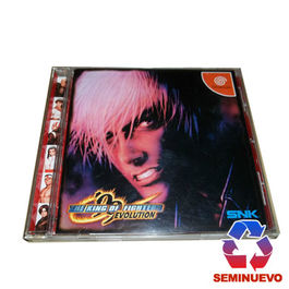 THE KING OF FIGHTERS 99 EVOLUTION DREAMCAST JAP (SEMINUEVO)