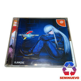 THE KING OF FIGHTERS 2001 DREAMCAST JAP (SEMINUEVO)