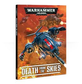 WH 40K DEATH FROM THE SKIES (LIBRO)