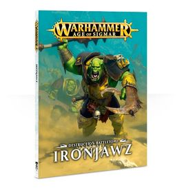 WH BATTLETOME: IRONJAWZ