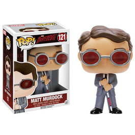 FIGURA POP MARVEL DAREDEVIL TV MATT MURDOCK 9 CM