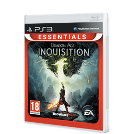 DRAGON AGE INQUISITION ESSENTIALS PS3