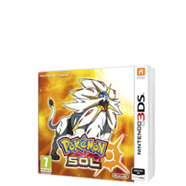 POKEMON SOL 3DS