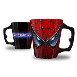 TAZA MARVEL SPIDER-MAN RELIEF FACE