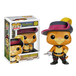 FIGURA POP SHREK PUSS IN BOOTS 9 CM