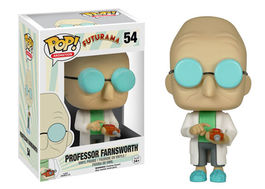 FIGURA POP FUTURAMA PROFESSOR FARNSWORTH 9 CM
