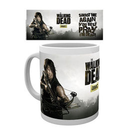 TAZA THE WALKING DEAD DARYL