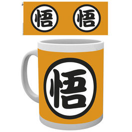 TAZA DRAGON BALL Z GOKU KANJI