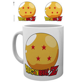 TAZA DRAGON BALL Z LOGO