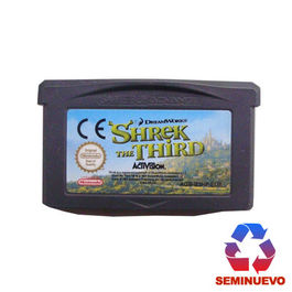 SHREK THE THIRD GBA (SEMINUEVO)