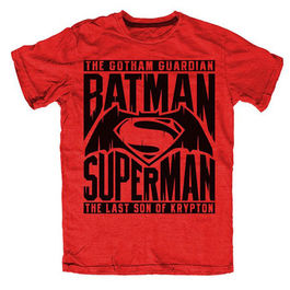CAMISETA BATMAN V SUPERMAN DAWN OF JUSTICE THE GOTHAM GUARDIAN
