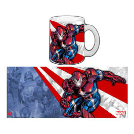 TAZA MARVEL IRON PATRIOT