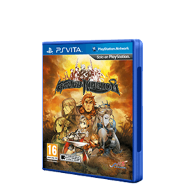 GRAND KINGDOM DAY ONE PS VITA