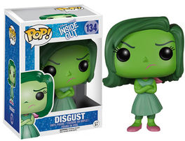 FIGURA POP INSIDE OUT DISGUST (ASCO) 7 CM