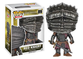 FIGURA POP DARK SOULS III RED KNIGHT 9 CM