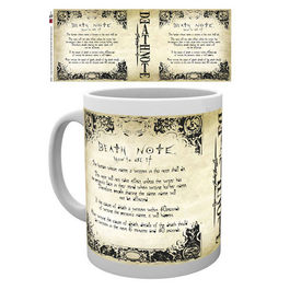 TAZA DEATH NOTE RULES