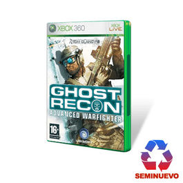 GHOST RECON ADVANCED WARFIGHTER XBOX 360 (SEMINUEVO)