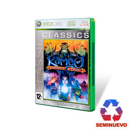 KAMEO ELEMENT OF POWER CLASSICS XBOX 360 (SEMINUEVO)