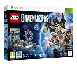 LEGO DIMENSION STARTER PACK XBOX 360