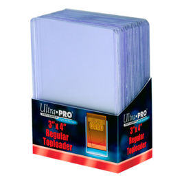 FUNDAS DE CARTAS ULTRA PRO TOP LOADERS