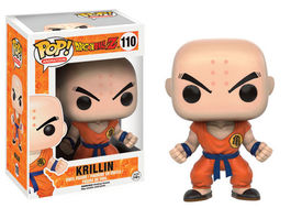 FIGURA POP DRAGON BALL Z KRILLIN 10 CM