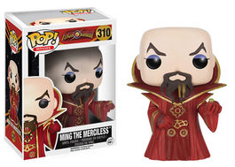 FIGURA POP FLASH GORDON - MING THE MERCILESS 9 CM