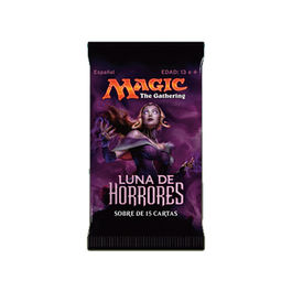 CARTAS MAGIC LUNA DE HORRORES (SOBRES)