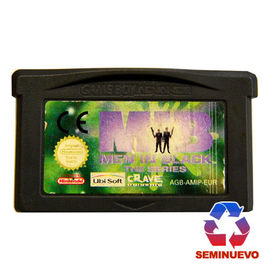 MEN IN BLACK THE SERIES GBA (SEMINUEVO)
