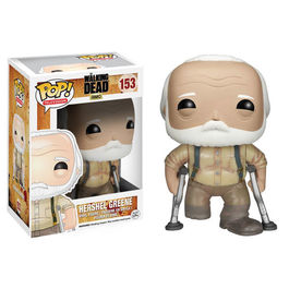 FIGURA POP WALKING DEAD HERSHEL GREENE 9 CM