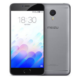 MOVIL MEIZU M3 NOTE 16 GB GREY 5,5""