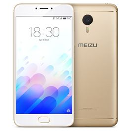 MOVIL MEIZU M3 NOTE 16 GB GOLD / WHITE 5,5""