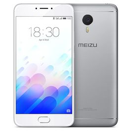 MOVIL MEIZU M3 NOTE 16 GB SILVER / WHITE 5,5""