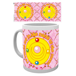 TAZA SAILOR MOON NAME OF THE MOON