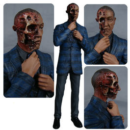 FIGURA BREAKING BAD GUS FRING BURNED FACE EE EXCLUSIVE 16 CM