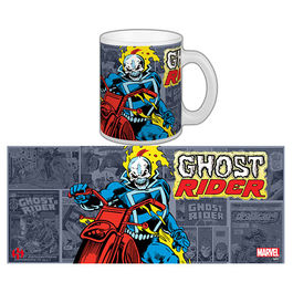 TAZA MARVEL GHOST RIDER