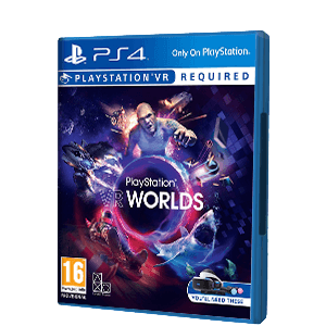 PLAYSTATION VR WORLDS PS4  - VR
