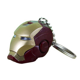LLAVERO IRON MAN 2 HEAD
