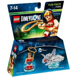 LEGO DIMENSIONS FUN PACK DC WONDER WOMAN