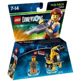 LEGO DIMENSIONS FUN PACK THE LEGO MOVIE EMMET