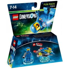 LEGO DIMENSIONS FUN PACK THE LEGO MOVIE BENNY