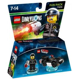 LEGO DIMENSIONS FUN PACK THE LEGO MOVIE BAD COP