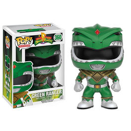 FIGURA POP POWER RANGERS VERDE 9 CM