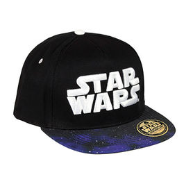 GORRA STAR WARS NEW ERA PREMIUM WHITE LOGO