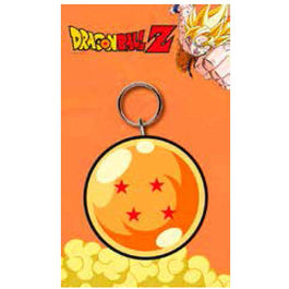 LLAVERO DRAGON BALL Z BALL 7 CM