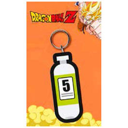 LLAVERO DRAGON BALL Z CAPSULE 7 CM
