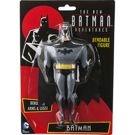 FIGURA DC COMICS THE NEW BATMAN ADVENTURES MALEABLE BATMAN 14 CM