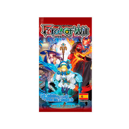 CARTAS FORCE OF WILL: LA MALDICION DEL ATAUD CONGELADO (SOBRES)