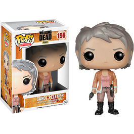 FIGURA POP WALKING DEAD CAROL 9 CM