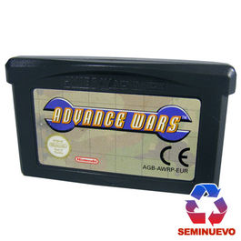 ADVANCE WARS GBA (SEMINUEVO)