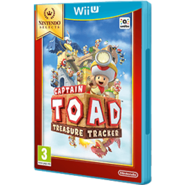 CAPTAIN TOAD TREASURE TRACKER NINTENDO SELECTS Wii U